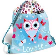 12770 - Tornazsák classic Lollipop Blue Owl 17437126