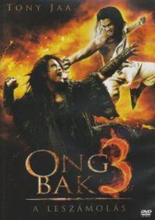 _ - Ong Bak 3. - A leszámolás - DVD