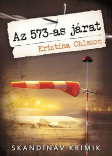 Kristina Ohlsson - Az 573-as járat