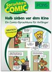 PONS Sprachlern Comic - Halb sieben vor dem Kino<!--span style='font-size:10px;'>(G)</span-->