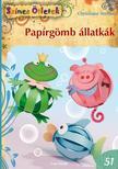 - Papírgömb állatkák