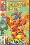 Claremont, Chris, Larroca, Salvador - Fantastic Four Vol. 3. No. 8 [antikvár]