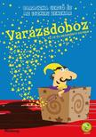 Baraczka Gergő és az Iszkiri zenekar - Varázsdoboz - CD MELLÉKLETTEL