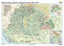 CR-0605A - Magyarország az Anjouk és Zsigmond korában (1301-1437) 160*120 falitérkép