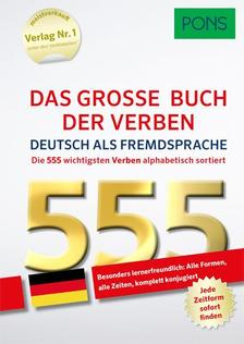 - PONS Das große Buch der Verben Deutsch als Fremdsprache