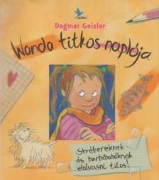 Dagmar Geisler - Wanda titkos naplója