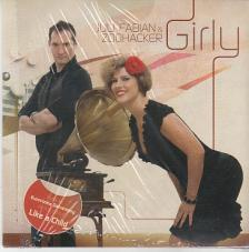 FÁBIÁN JULI & ZOOHACKER - GIRLY MAXI CD