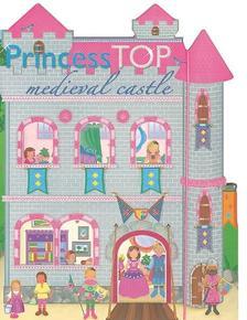 Princess TOP - Medieval castle (grey)
