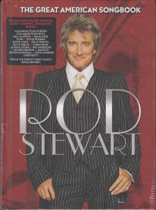- THE GREAT AMERICAN SONGBOOK VOL.I-IV ROD STEWART 4CD
