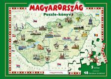 - Magyarország puzzle-könyv