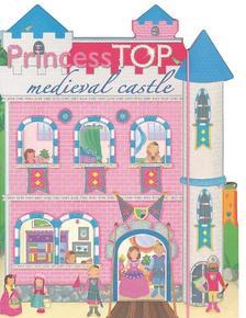 - Princess TOP - Medieval castle (pink)