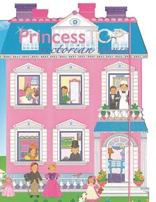 - Princess TOP - Victorian house (pink)