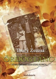 Thury Zsuzsa - Ördögtánc [eKönyv: epub, mobi]