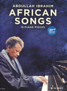 IBRAHIM, ABDULLAH - AFRICAN SONGS. 16 PIANO PIECES, MP3 DOWNLOAD