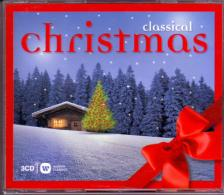 - CLASSICAL CHRISTMAS 3CD