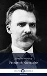 Friedrich Nietzsche - Delphi Complete Works of Friedrich Nietzsche (Illustrated) [eKönyv: epub, mobi]