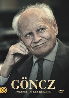 PAPP GÁBOR ZSIGMOND - GÖNCZ ÁRPÁD PORTRÉ FILM - DVD