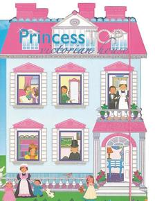 - Princess TOP - Victorian house (blue)