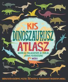 - Kis dinoszaurusz atlasz