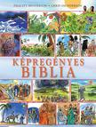 Felicity Henderson - Chris Saunderson - Képregényes Biblia<!--span style='font-size:10px;'>(G)</span-->