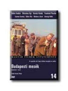 Szabó István - BUDAPESTI MESÉK   (MFGY. 14)
