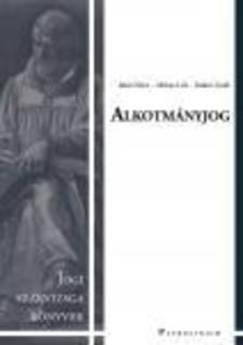 Jakó Nóra - Mikes Lili - Szabó Zsolt - Alkotmányjog - jogi szakvizsga kötet