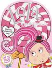 - Lola, a nyalókatündér - matricás foglalkoztatókönyv ###