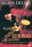 Duccio Tessari - ZORRO DVD ALAIN DELON,OTTAVIA PICCOLO,CERUSICO,GIACOMO,ROSSI-STUART