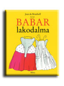 Jean De Brunhoff - Babar lakodalma - lapozó