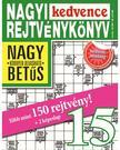 CSOSCH KIADÓ - Nagyi Kedvence Rejtvénykönyv 15.