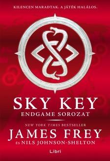 James Frey - Endgame II. - Sky Key [eKönyv: epub, mobi]