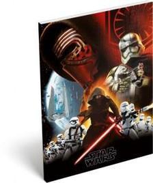 6922 - Notesz papírfedeles A/6 Star Wars 7 Force Awakens 16447813
