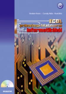 ÁBRAHÁM FERENC, CSANAKY ATTILA - ECDL próbavizsga-feladatsorok informatikából (CD-melléklettel)