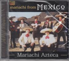 - MARIACHI FROM MEXICO CD MARIACHI AZTECA