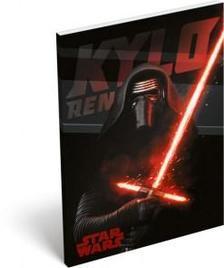 6923 - Notesz papírfedeles A/6 Star Wars 7 Kylo Ren 16447808