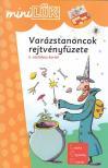 - LDI-606 VARÁZSTANONCOK REJTVÉNYFÜZETE /MINI-LÜK/