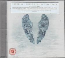 GHOST STORIES LIVE 2014 COLDPLAY CD+DVD