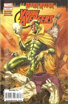 Cornell, Paul, Brooks, Mark - Dark Reign: Young Avengers No. 3 [antikvár]