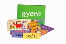 SzóKiMondóka - játékcsomag a szavakkal - Óvoda