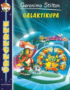 Geronimo Stilton - Galaktikupa - Űregerek 4.