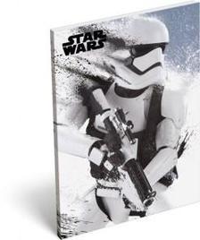 6925 - Notesz papírfedeles A/6 Star Wars 7 Stormtrooper 16447812