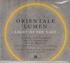 - ORIENTALE LUMEN - LIGHT OF THE EAST CD NESTERENKO, SAINT EPHRAIM MALE