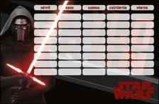 7667 - Órarend Star Wars 7 Kylo Ren 16447908