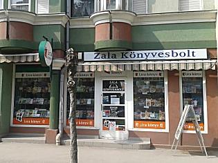 Zala Líra Könyvesbolt