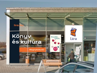Kanizsa Plaza Líra-Móra Könyváruház