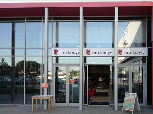 Sziget Center Bevásárlóközpont Líra Könyvesbolt