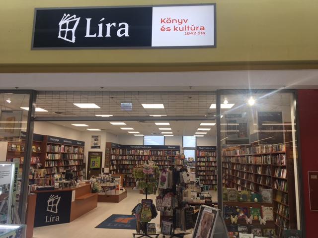 Interspar Líra Könyvesbolt