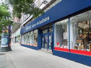 Fókusz Könyváruház