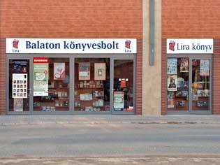 Balaton Könyvesbolt