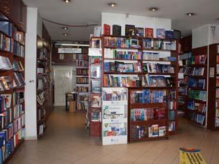 Múzeum körút Líra Könyvesbolt